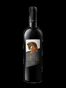 Червено вино 2011 от серия Ахал на Шато Коларово