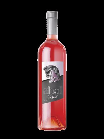 Вино Ахал Розе 2015 на винарска изба Шато Коларово