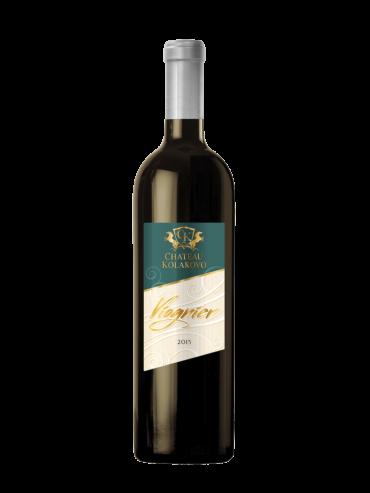 Вино Вионие 2015 на Шато Коларово