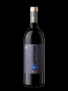Червено вино Каберне Совиньон 2012 от серия Мегалит на винарска изба Шато Коларово