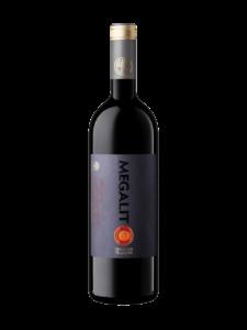 Червено вино Мавруд 2012 от серия Мегалит на бутикова изба Шато Коларово